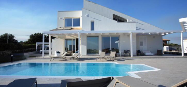 Moderne Ferienhäuser auf Sizilien - Scent of Sicily